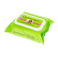 Ottilie & Lulu Clean Skin Face Wipes Set of 30