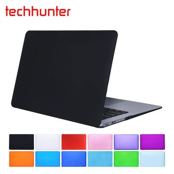 Heat-removing Water Resistance Frosted Protective Cover Shell for MacBook Pro Retina 13 inch