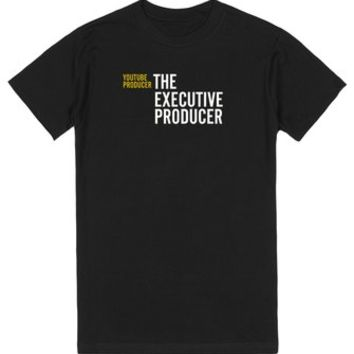 The Executive Producer Filmmaking | T-Shirt | SKREENED