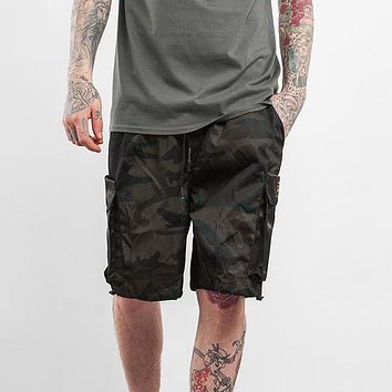 Men Camo Casual Shorts
