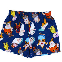 Boys and Toddlers 7 Dwarfs Boxers Shorts, Baby boy clothes, boy shorts, boy gift, baby boy boxers, boy gift, gift for toddlers,