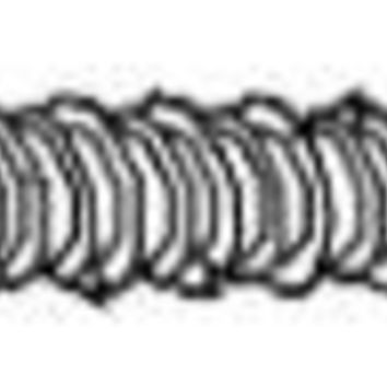 Phillips Flat Head Masonry Fasteners 1/4 In. X 2-1/4 In., 100 Per Pack