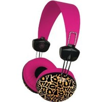 Amazon.com: Macbeth Collection MB-HL2PL Large Headphones (Kensington Leopard): Electronics