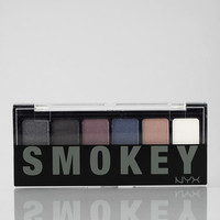 Urban Outfitters - NYX Smokey Eye Shadow Palette