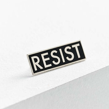 Yesterdays X UO Resist Pin | Urban Outfitters