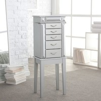 York Jewelry Armoire