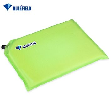 Bluefield 3 Colors Outdoor Inflatable Foldable Sponge Mat Seat Pad Traveling Hiking Camping Single Person Moistureproof Cushion