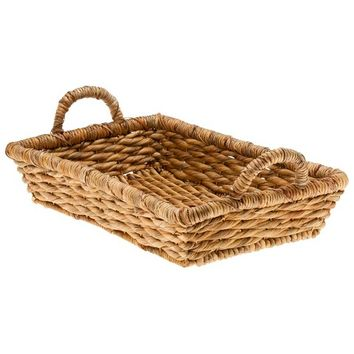 Smith & Hawken™ Tray Decorative Basket