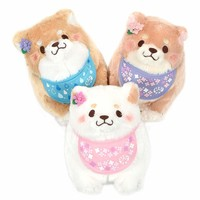 Chuken Mochi Shiba Girls Stylish Plush Collection Vol. 2