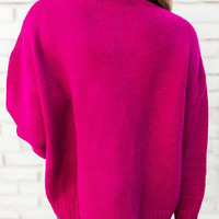 Orchid Soft Sweater
