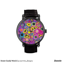 Sweet Candy Watch