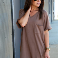 Hot Cocoa Tunic
