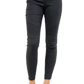 Moto Jeggings PLUS