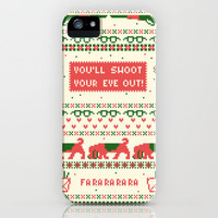 A Christmas Sweater iPhone Case by Sarajea | Society6