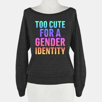 Too Cute For A Gender Identity