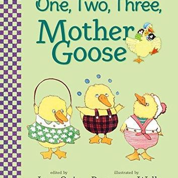 One, Two, Three, Mother Goose BRDBK