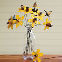 SUNFLOWER BOUQUET, SET OF 12         -                  For Her         -                  Gifts                       | Robert Redford's Sundance Catalog
