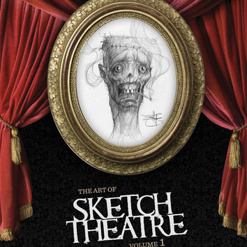 Baby Tattoo: The Art of Sketch Theatre Vol 1
