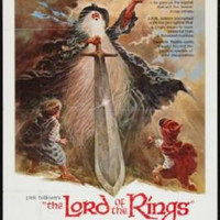 "Lord Of The Rings Movie Poster 16""x24"""