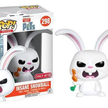 REPLACEMENT - FUNKO POP! MOVIES INSANE SNOWBALL