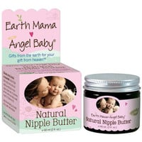 Natural Nipple Butter Organic | Earth Mama Angel Baby