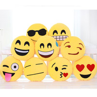 Emoji Expression Pillow Cushion