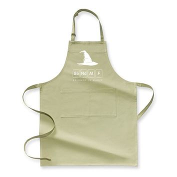 Gandalf's Magical Science, Lord Of The Rings Apron