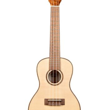 Kala Flame Maple Concert Gloss Ukulele