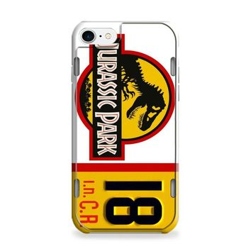 Jurasic Park Jeep License Plate iPhone 6 Plus | iPhone 6S Plus Case