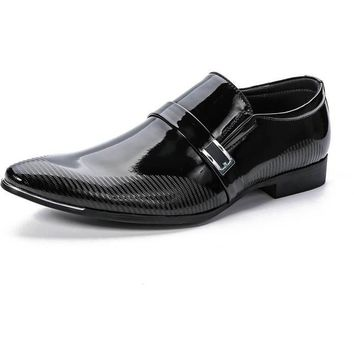 Formal Pointed Toe Dress Shoe
