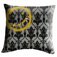 "Sherlock Bored Smile Pillow Cover, Pillow case, Throw Bed Bedroom, Size 18"" x 18"""
