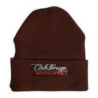 Club Foreign Racing Beanie