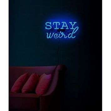 Handcrafted Neon Sign, Perfect for Wall Decoration