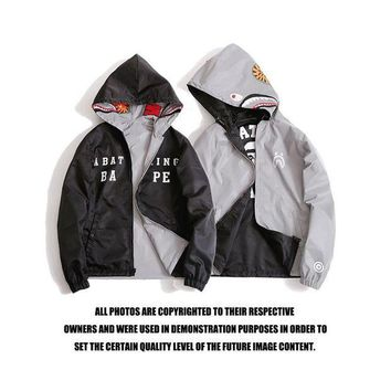PEAPGZ9 3m reflective coat coat shark, before and after can wear [211451183116]