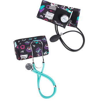 Beyond Scrubs Aneroid Sphygmomanometer/sprague-rappaport Print Kit | Scrubs & Beyond