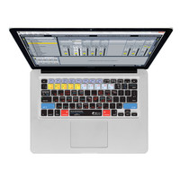 KB Covers: Clear Ableton Live Keyboard Cover for MacBook, MacBook Air & MacBook Pro (Unibody) (AL-M-CC-2)