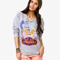 Distressed Aladdin® Pullover