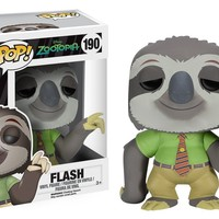 Disney's Zootopia Flash Funko Pop! Vinyl Figure #190