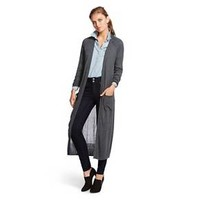 Women's Long-Sleeve Duster Sweater - Mossimo