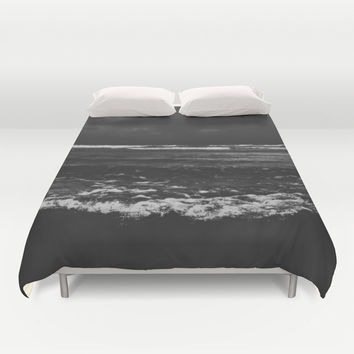 The things we choose Duvet Cover by HappyMelvin
