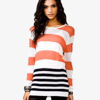 Multi-Stripe Sweater