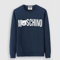 Boys & Men Moschino Fashion Casual Top Sweater Pullover