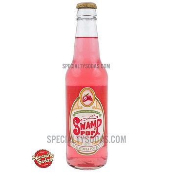 Swamp Pop Ponchatoula Pop Rouge 12oz Glass Bottle