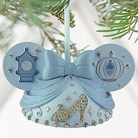 Ear Hat Cinderella Ornament | Disney Store