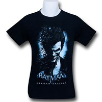 Batman Arkham Origins Joker T-Shirt