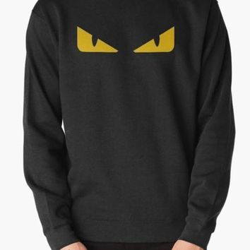 Fendi monster eye Sweat Shirt