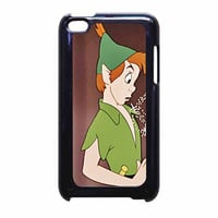 Peter Pan And Wendy Couple A iPod Touch 4th Generation Case