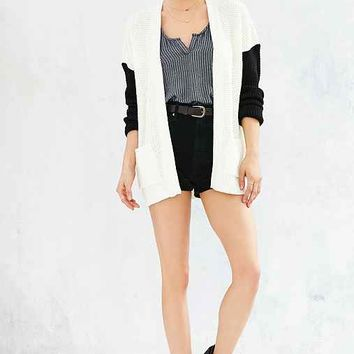 BDG Joey Colorblock Cardigan