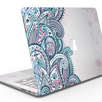 Colorful Ethnic Sprouts - MacBook Air Skin Kit