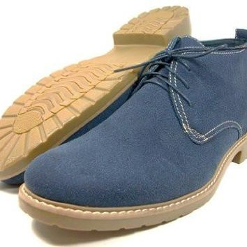 Mens 51001 Lace Up Ankle High Desert Casual Boots